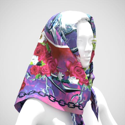 Alkali silk scarf portal 2