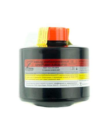 Фильтр комбинированный Бриз-3001 марки А2В2Е2Р3 R D