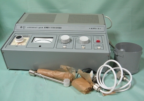 Аппарат СМВ-20-4 ЛУЧ-4 - фото