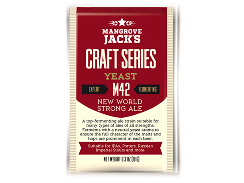 Дрожжи пивные Дрожжи Mangrove Jack's Craft New World Strong Ale M42 9329_P_1461877166473.jpg