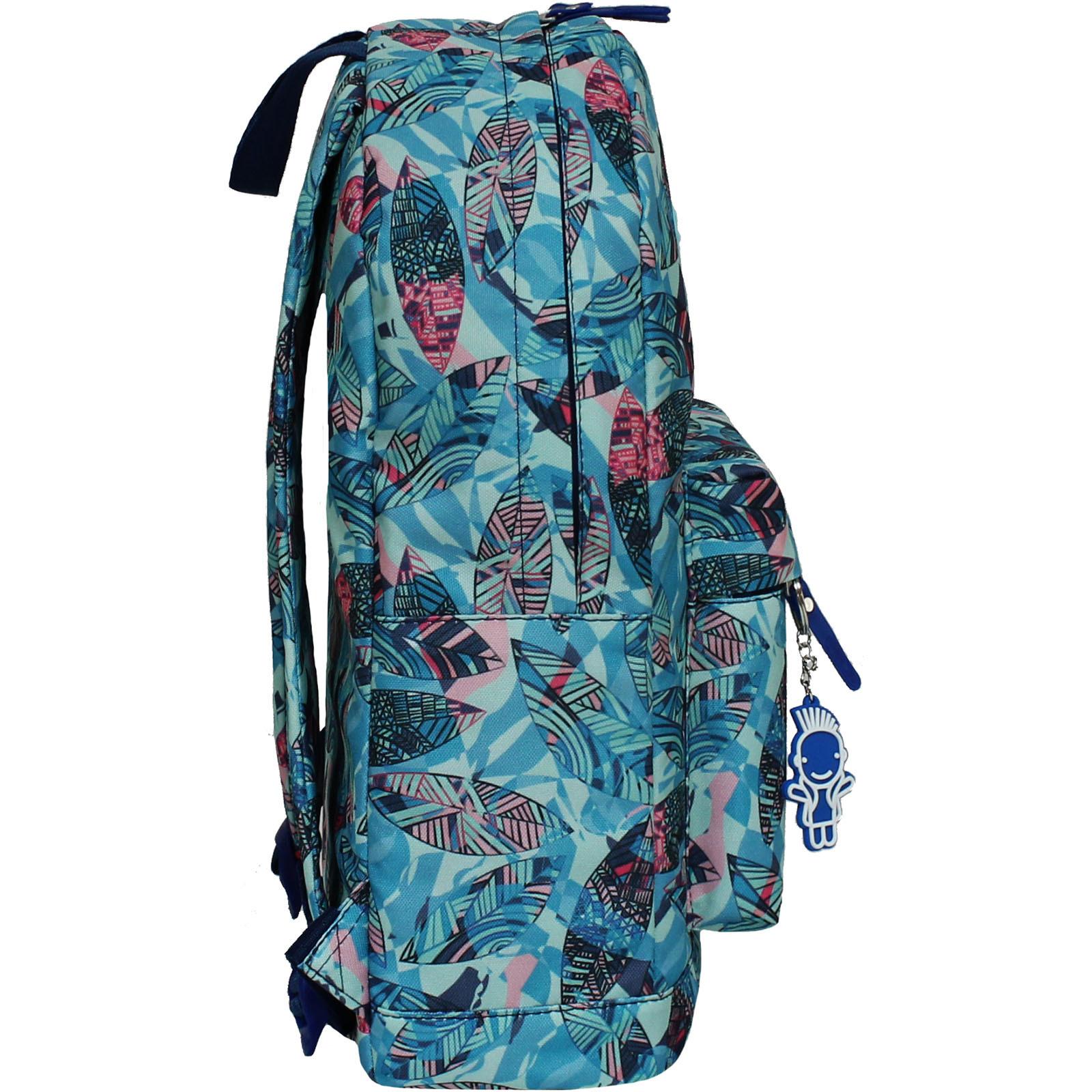 Рюкзак Bagland Молодежный (дизайн) 17 л. сублимация 210 (00533664)