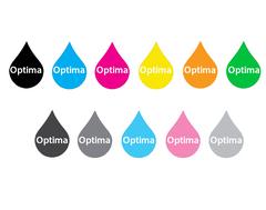 Комплект пигментных чернил Optima для Epson 11x250 мл