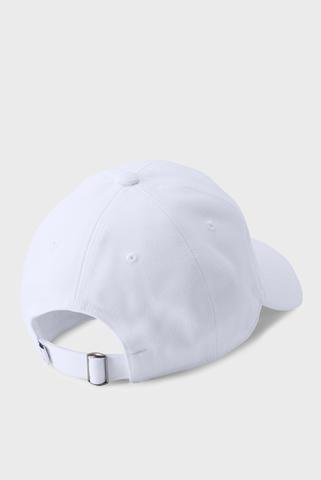 Мужская белая кепка Core Canvas Dad Cap Under Armour