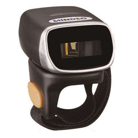 Сканер штрих-кода кольцо 1D Mindeo CR40 CR40-1D (беспроводной, BT),черный