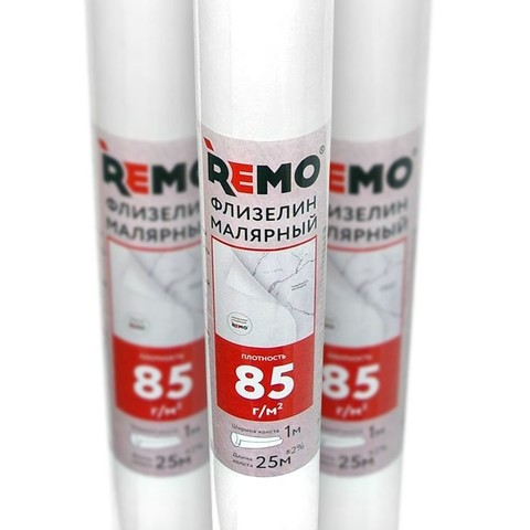 Малярный флизелин Remo 85 г/м2