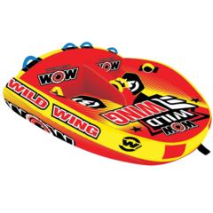 Towable ski tube