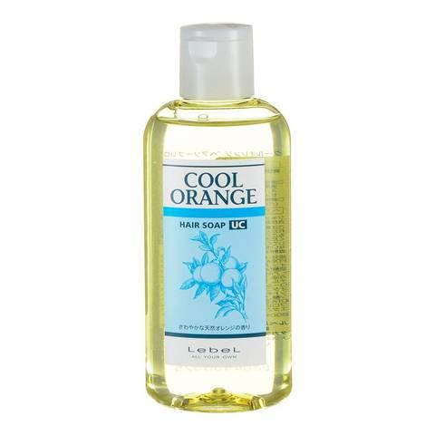 Шампунь для волос LEBEL COOL ORANGE HAIR SOAP ULTRA COOL, 200 мл.