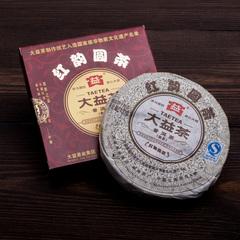 """Да И """"Хон Юн"""", Мэнхай, Шу Пуэр, 2012 год"""