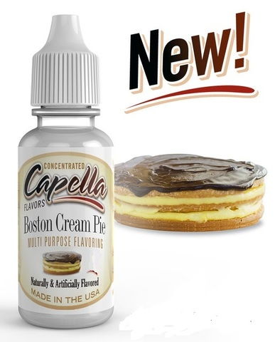 Ароматизатор Capella  Boston Cream