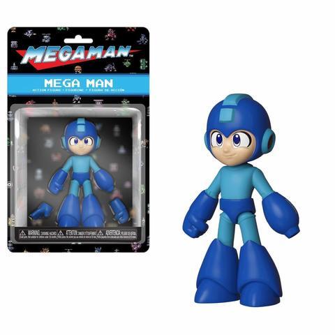 Mega Man Action Figures