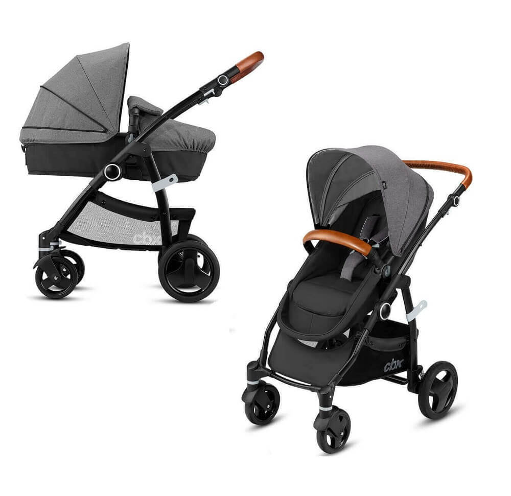 CBX by Cybex Leotie Flex трансформер Коляска-трансформер CBX by Cybex Leotie Flex Lux Comfy Grey CBX_18_000_LEOTIE_flex_lux_Grey_Carrycot_0089_DERV_HQ_-_копия.jpg