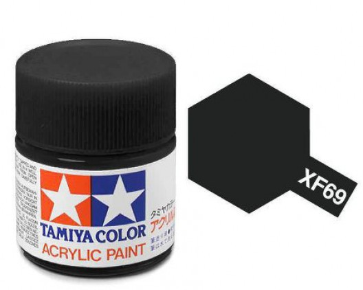 Tamiya Акрил XF-69 Краска Tamiya, Черный Натовский Матовый (NATO Black), акрил 10мл import_files_02_02759ce35aac11e4bc9550465d8a474f_95b315665b6211e4b26b002643f9dbb0.jpg