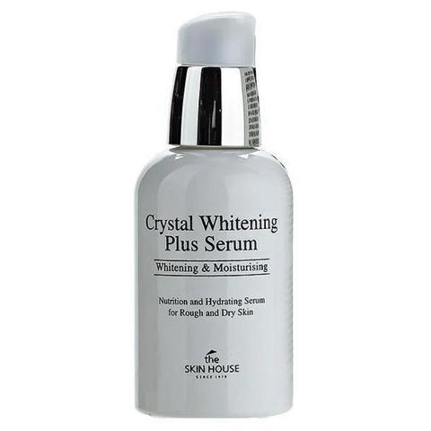 Осветляющая эссенция для лица против пигментации The Skin House Crystal Whitening Plus Serum
