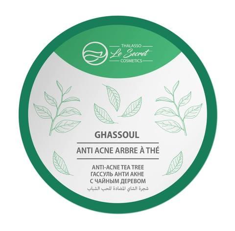 Le Secret Thalasso Гассуль против Акне с маслом чайного дерева