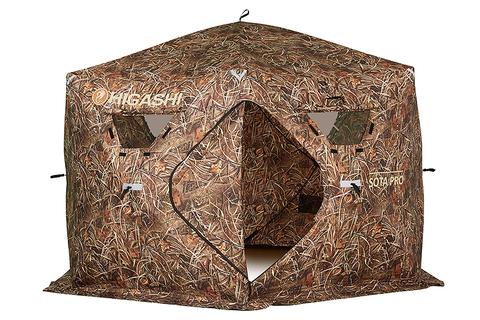 Палатка HIGASHI Camo Sota Pro DC