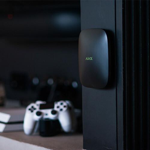 Ajax HUB Ethernet ja GSM