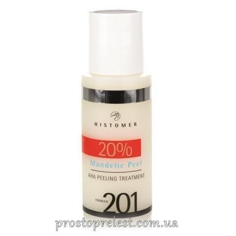 Histomer Formula 201 Mandelic Peel 20% - Мигдальний пілінг 20%, рН 3,0 - корекційний