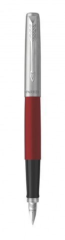 Перьевая ручка Parker Jotter Red CT F
