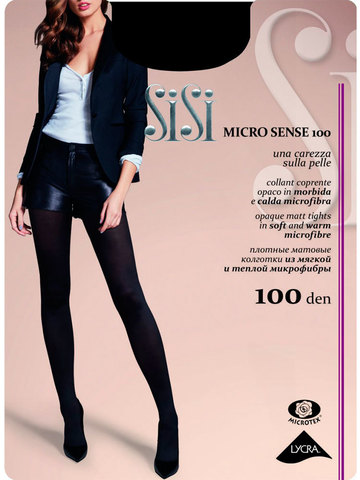 Колготки Micro Sense 100 Sisi