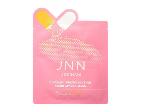 JNN Маска тканевая с прополисом