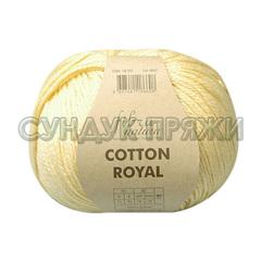 Cotton Royal 18-707 (Банан)