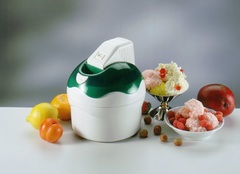Мороженица Nemox GELATO HARLEQUIN 1.1 GREEN