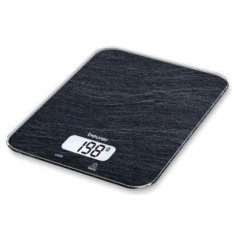 Весы кухонные электронные Beurer (B-KS19SL) Slate макс.вес:5кг рисунок