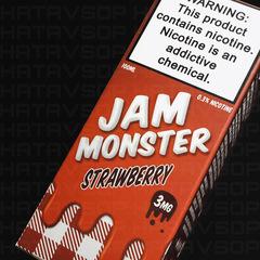 Jam Monster Strawberry