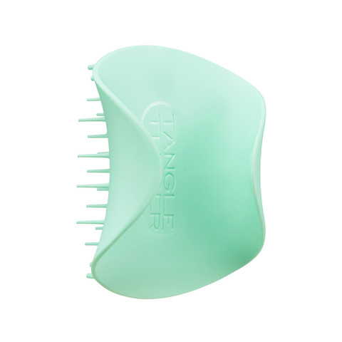 Щетка для массажа головы Tangle Teezer The Scalp Exfoliator and Massager Mint Green Whispe
