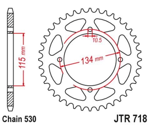 JTR718