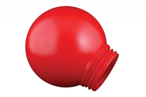 Рассеиватель РПА  85-150 шар-пластик (красный) TDM (упак.50шт)