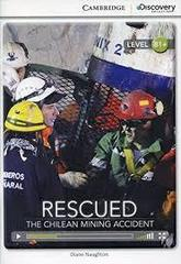 Rescued: Chilean Mining Accident Bk +Online Access