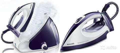 Парогенератор Philips GC9247