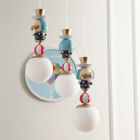 Подвесной светильник Circus by Bamboo