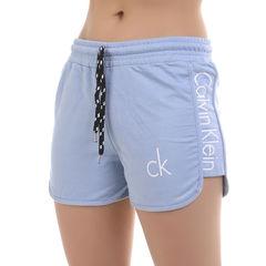 Женские шорты голубые Calvin Klein Women