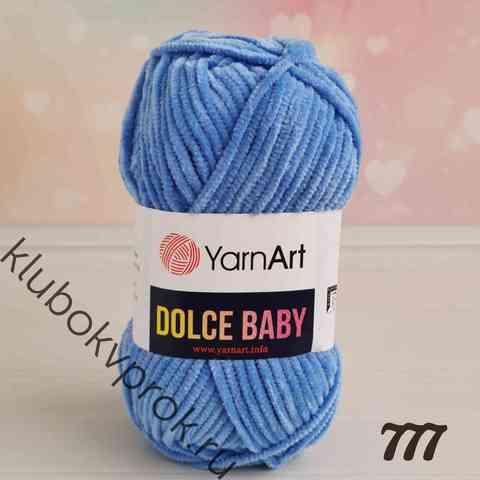 YARNART DOLCE BABY 777, Джинс
