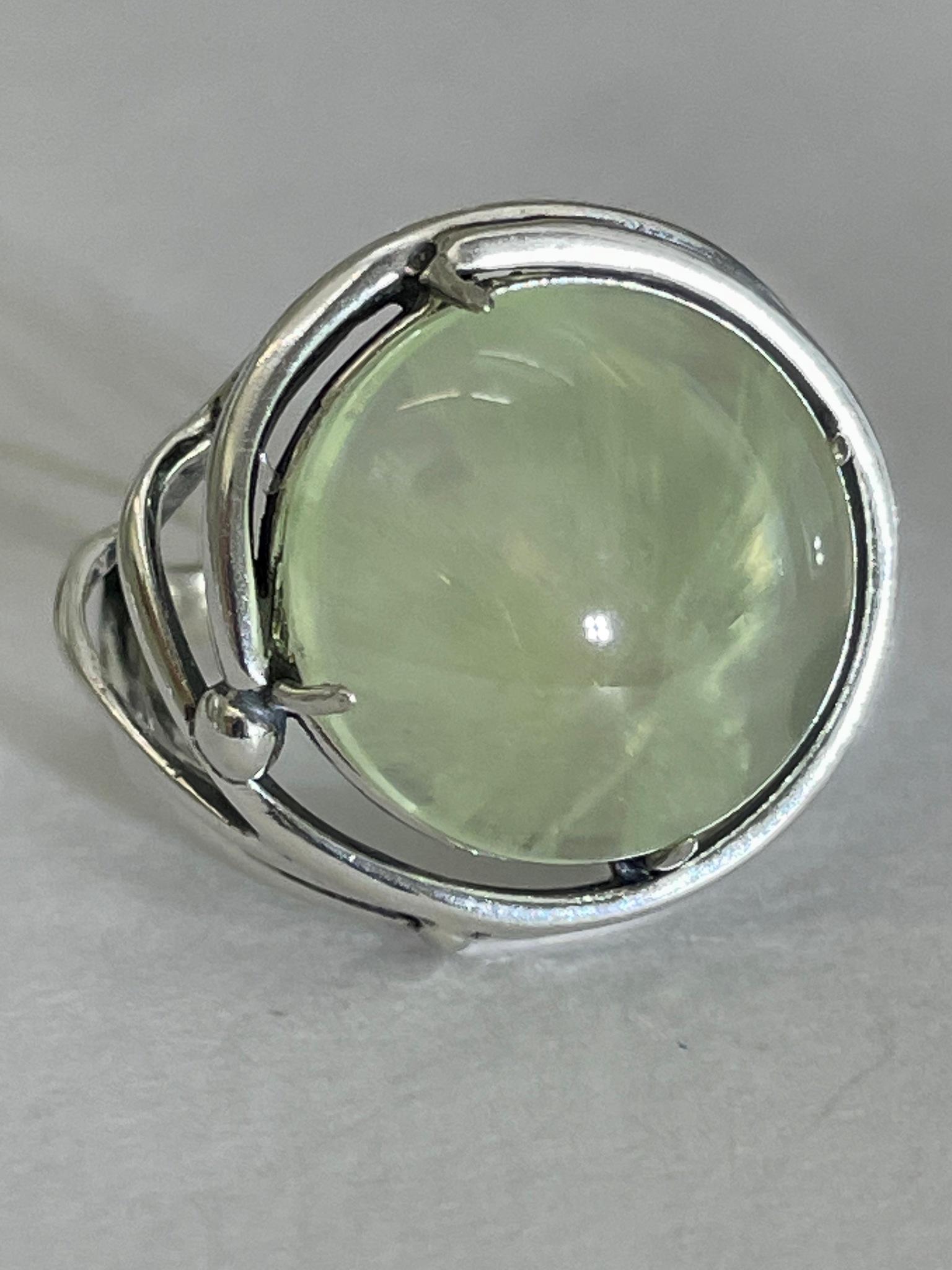 Грация (кольцо из серебра)