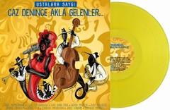 Vinil \ Пластинка \ Vynil USTALARA SAYGI - CAZ DENİNCE AKLA GELENLER / LP