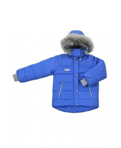 Куртка Зимушка Синяя