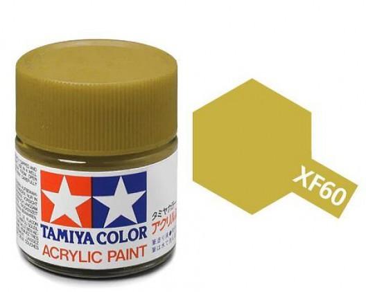 Tamiya Акрил XF-60 Краска Tamiya, Темно-желтый Матовый (Dark Yellow), акрил 10мл import_files_02_02759cda5aac11e4bc9550465d8a474f_95b3155d5b6211e4b26b002643f9dbb0.jpg