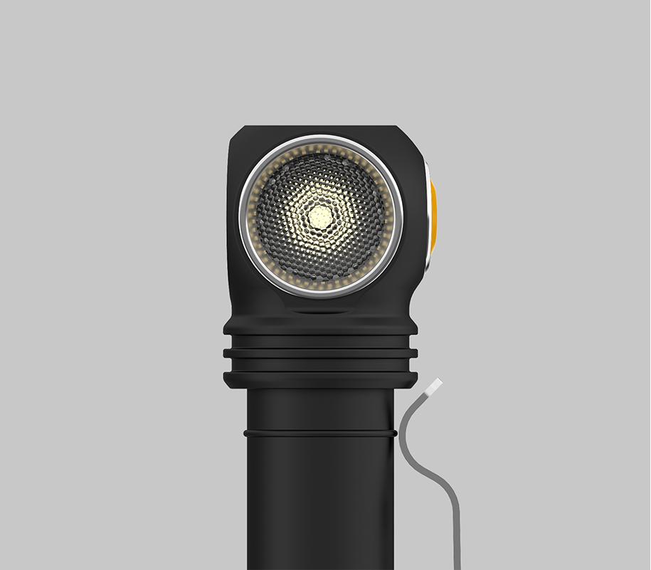 Фонарь Armytek Wizard C2 Magnet USB (теплый свет) - фото 6