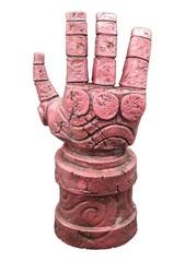 Хэллбой перчатка Правая Рука Рока