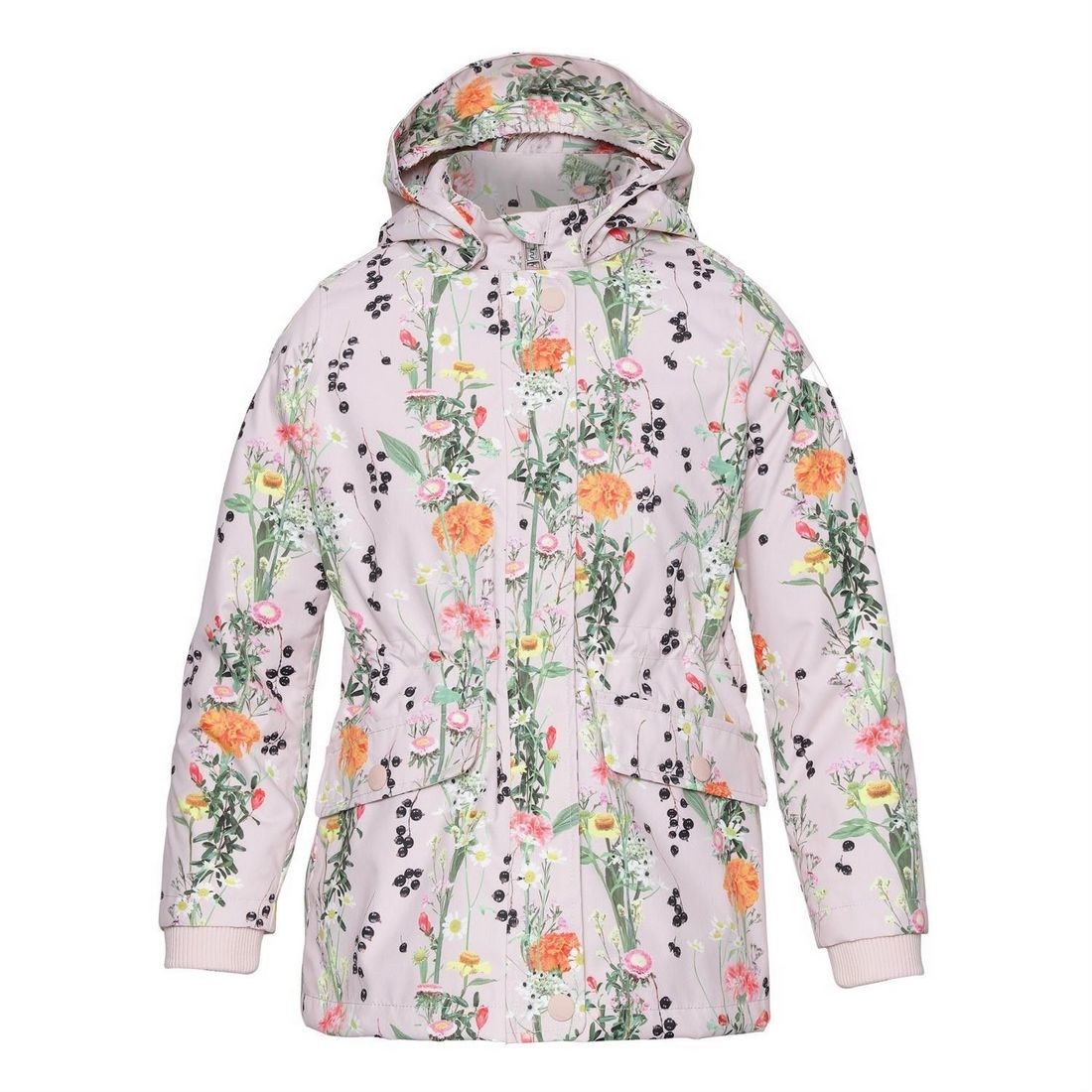 Куртка Molo Carole Vertical Flowers
