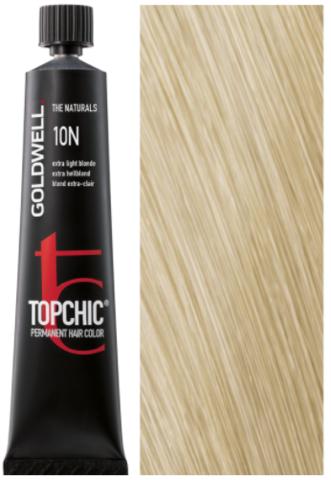 Goldwell Topchic 10N светлый блондин экстра TC 60ml