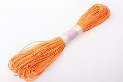 Шнур бумажный Оранжевый 2мм*47 м