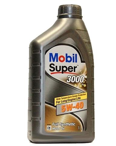 152567, 152060 MOBIL SUPER 3000 X1 5W-40 (1 Литр)  купить на сайте официального дилера Ht-oil.ru