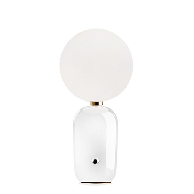 Настольный светильник Aballs  by Parachilna D24 (белый)