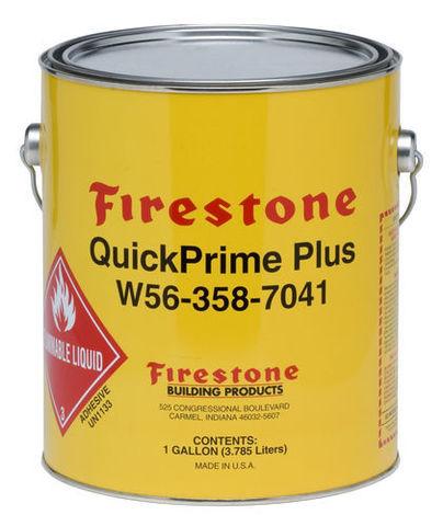 Праймер для ЭПДМ мембраны Firestone Quickprime Plus 3,78 l