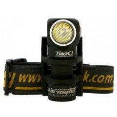 Налобный фонарь Armytek Tiara C1 v2 XP-L (тёплый свет)