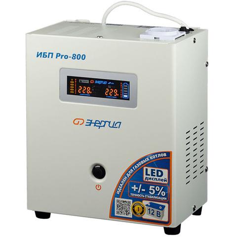 ИБП Pro-800 12В Энергия